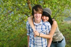 Avec des gars hot teen couple